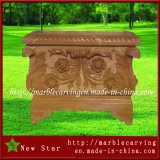 Hot Sale Decorative Outdoor Garden Wholesale Marble Planters
