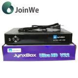 High Quanlity WiFi Dongle Jynxbox Ultra V22 Digital Satellite Receiver Free to Air Jynxbox V22