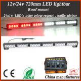 LED Warning Stick with Traffic Advisor in DC10V to DC30V