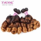 New Arrival Ombre Fumi Hair 100% Human Hair Weaving