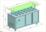 Frozen Yogurt Topping Machine/ Topping Bar/Topping Machine