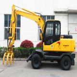 Wheel Hydraulic Excavator