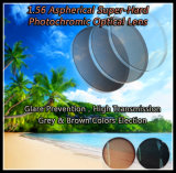 1.56 Aspherical Super-Hard Photochromic Optical Lens