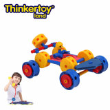 Thinkertoy Land Blocks Educational Toy Car Series Road Rush Roadster (C6402)