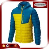 2015 Mens Fashion Skinny Technical Insulation Fill Down Jacket