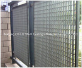 Galvanized Steel Grating Balustrade
