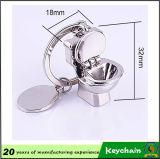 Custom Mini Cute Keychains Gift Creative Toilet Lovely Keyrings