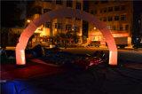 Custom Logo Advertising Inflatable Best Design LED Inflatable Lighting Arch