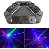 Spider DMX Ilda Animation Mini Moving-Head Laser Light