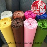 Polyester Fiber Acoustic Blanket Self-Adhesive Function