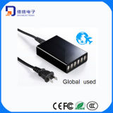 6 Ports Wall Charger Adapter for iPhone (LCK-MU017)