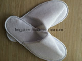 Closed/Open Toe Terry Towel Hotel Disposable Slipper