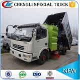 4000liters Dustbin Street Sweeper Truck Road Cleaning Trucks