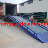 Container Loading and Unlodaing Mobile Ramp