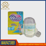 Disposable Diaper Type and Leak Guard Anti-Leak Disposable Baby Diapers