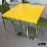 Wholesale Artificial Stone Marble Fast Food Restaurant Table