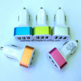 3A Fast Charge 3 Port USB Type Fast Car Charger Station AC Power Adapter USA