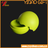 Green Colors Silicone Egg Customed Logo (YB-HD-178)