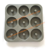 Plastic Mould Round Spacers Concrete Cover Blocks for Construction (YB100-YL)