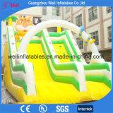 Tiger Inflatable Slide for Kids