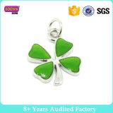 Custom Wholesale Four Clover Leaf Pendent for Necklace