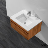 Modern Sanitaryware Resin Stone Corian Bathroom Wash Basin