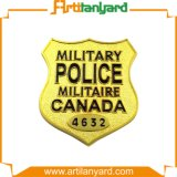 Customized Wholesale Metal Police Badge