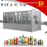 Linear Type Bottle Liquid Washing Filling Capping Machine