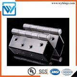 4 Inch 3.0mm 2 Ball Bearing Hinge with UL Stainless Steel