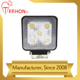 "5"" 15W 4X4 LED Work Light for Offroad 4WD Boat"