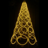 Outdoor Xmas Decoration LED Rope Light for Tree