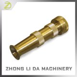 Heavy-Duty Brass Adjustable Hose Nozzle