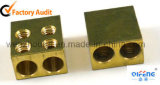 Factory Electrical Brass Ternimal Block Cable Wire Connector ISO9001
