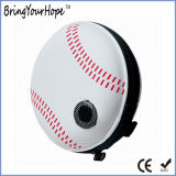 Baseball Shape Mini Speaker Case (XH-PSB-010J)
