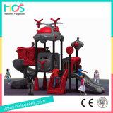 Hot Sale Outdoor Plastic Slide Playground Equipment (HS02601)