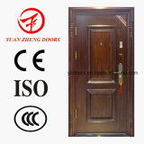 Coppper Color Security Steel Door with Turkey Door Design