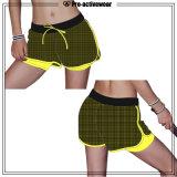 Women′s Polyamide Nylon High-End Quality Yoga Pants Shorts