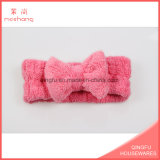 Factory Coral Fleece Woman Headband Cute Hair Accessories