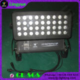 36PCS RGBW 4in1 LED Wall Washer Outdoor City Color