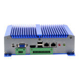Advantech Embedded Fanless Industrial Panel PC Intel Atom D2550 Automation Computers with 2 X LAN, 4*USB Ports, 6*COM Ports