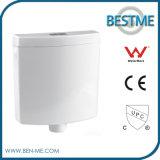 Wall Hung Plastic PP Toilet Tank Bathroom Accessories