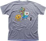 Cotton Printed Kids Plain T-Shirt (A641)