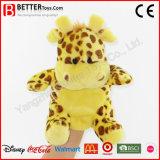 Soft Toy Plush Aniaml Stuffed Giraffe Hand Puppet for Kids