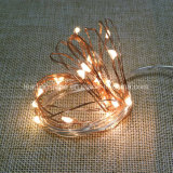 Low Voltage Human Being Safe Voltage Multi-Function Pure Copper Wire Twisted Holiday Decoration Fairy Light Set