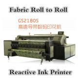 Reactive Ink Printing Machine with Two Epson Dx5