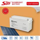 12V150ah Deep Cycle Battery for Street Lighting