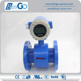 Flange Type Waste Water Electromagnetic Flow Transmitter