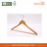 Lotus Wooden Clothes Hanger for Tops (MC011)