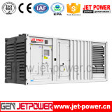 Cummins Engine 1000kw Container Type Generator 1 MW for Factory