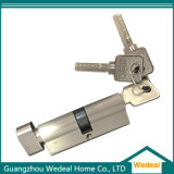 Brass Security Door Lock Cylinder